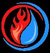 Blum's AC And Heating Logo