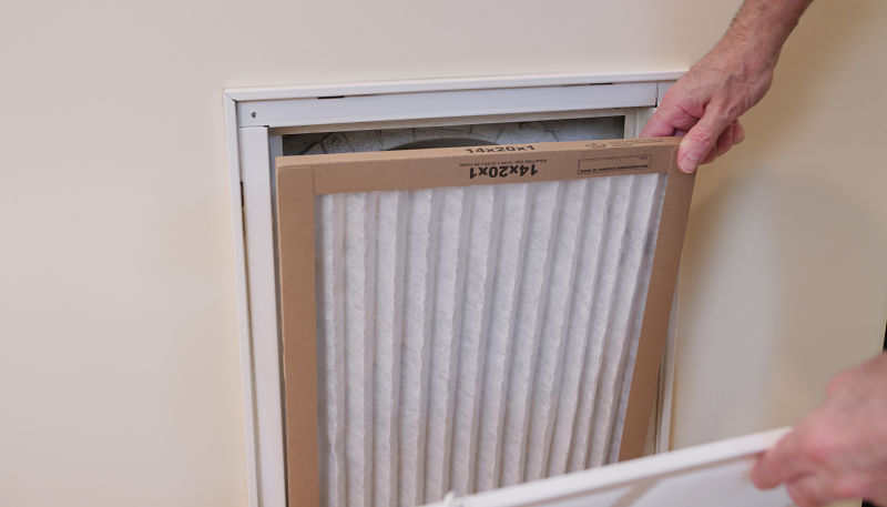 Air filter maintenance is the simplest thing you can do to maintain the effeciency of your hvac system